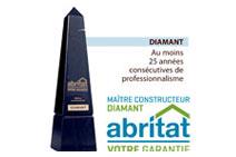 Construction CML - Maître constructeur Diamant Abritat, votre grantie